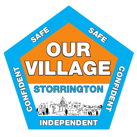 Our village logo